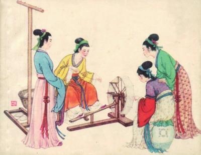 中国纺织文化