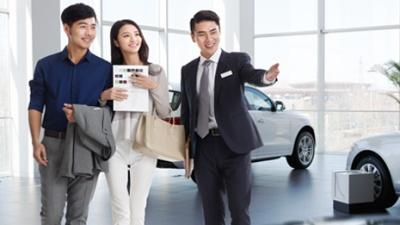 汽车推销技巧——汽车销售速炼手册教程试卷答案