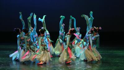中国古典舞的审美认知与文化品格