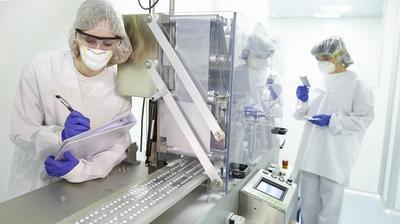 智慧树工业药物分析单元测试答案