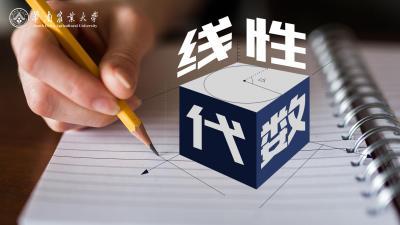 线性代数(华南农业大学)