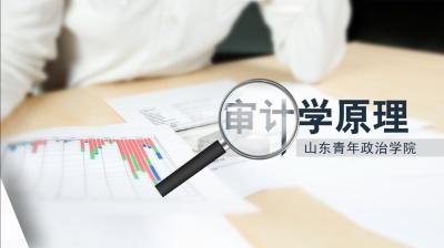 审计学原理(山东联盟)