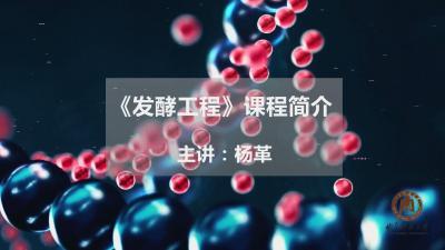 发酵工程(山东联盟)