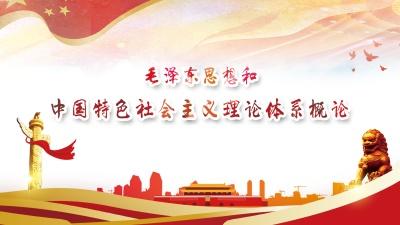毛泽东思想和中国特色社会主义理论体系概论(陕西交通职业技术学院)