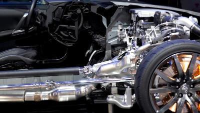 发动机电控系统检修