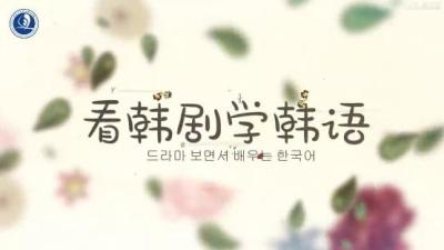 看韩剧,学韩语