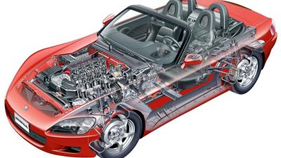 汽车无秘密-探索汽车内部构造(山东联盟)