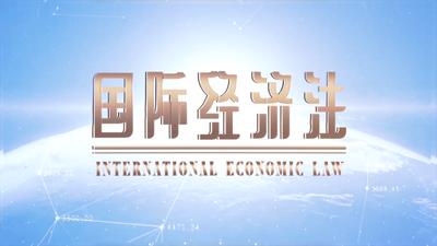 国际经济法(上海对外经贸大学)