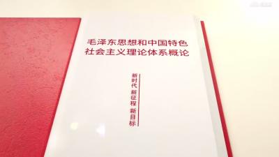 毛泽东思想和中国特色社会主义理论体系概论(大连海事大学)