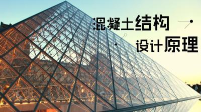 混凝土结构设计原理(山东理工大学)