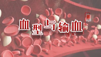 血型与输血