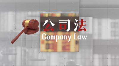 公司法(吉林财经大学)