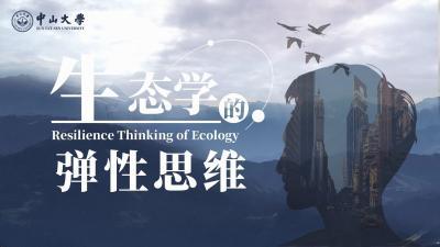 生态学的弹性思维
