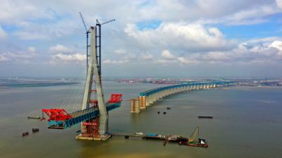 桥梁施工技术(山东交通学院)