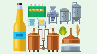 酿酒工厂设计概论