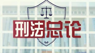 刑法总论(山东大学(威海))